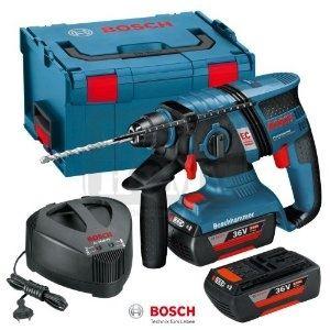 Акумулаторен перфоратор Bosch 36 V 2.0 Ah