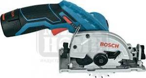 Акумулаторен ръчен циркуляр Bosch 85 мм