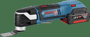 Акумулаторен многофункционален инструмент Bosch GOP 18 V-EC