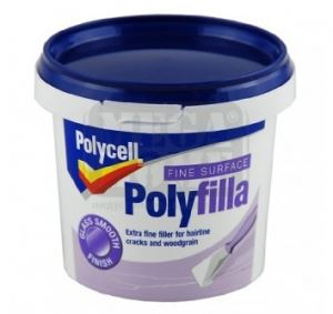 Фина паста против пукнатини Polycell 1 кг