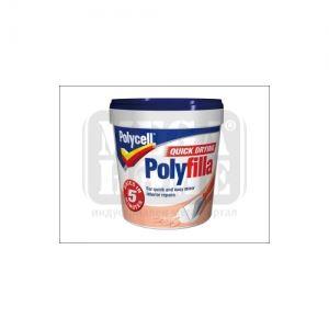 Бързосъхнеща паста Polycell Quick Drying Polyfilla 1 кг