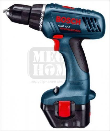 Акумулаторен пробивен винтоверт Bosch 12 V - Basic Duty