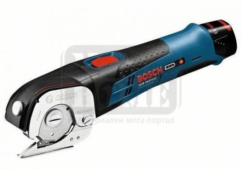 Акумулаторна ножица Bosch PVC 4 мм