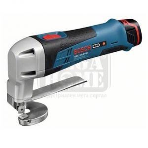 Акумулаторна ножица за ламарина Bosch 15 мм