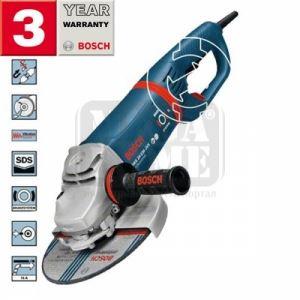 Ъглошлайф BOSCH GWS 24-230 JVX 2400 W