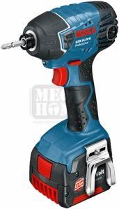Акумулаторен ударен гайковерт Bosch 160 Nm