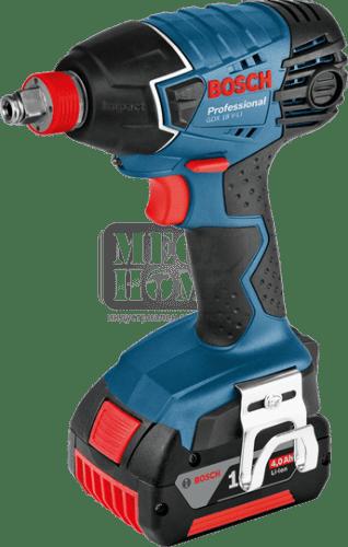 Акумулаторен ударен гайковерт Bosch 166 мм