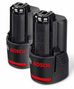 Акумулаторни батерии Bosch 10.8 V 1.5 Ач (Ah) /2 броя/