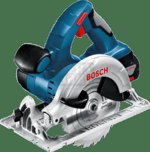 Акумулаторен ръчен циркуляр Bosch 165 мм
