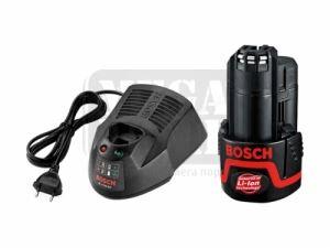 Акумулаторна батерия Bosch 10.8 V + зарядно Bosch AL1130