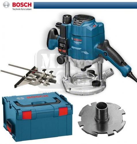 Оберфреза Bosch GOF 1250 LCE Professional