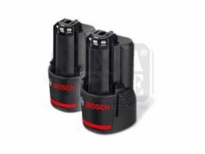 2 акумулаторни батерии Bosch + зарядно Bosch AL1130
