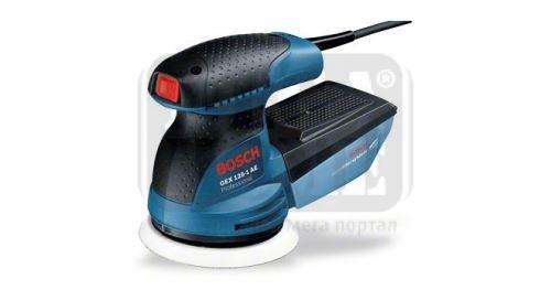 Ексцентършлайф Bosch GEX 125-1 AE Professional