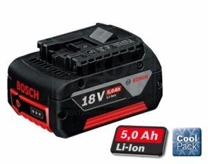 Акумулаторна батерия Bosch 18 V 5.0 Ач (Ah) - CoolPack