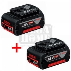 Акумулаторни батерии Bosch 18 V 4.0 Ач (Ah) - CoolPack