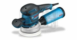 Ексцентършлайф Bosch GEX 125-150 AVE Professional L-Boxx