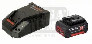 Акумулаторна батерия Bosch - CoolPack+зарядно Bosch AL1860