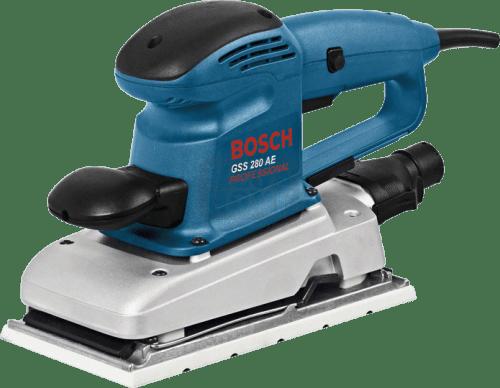Виброшлайф Bosch GSS 280 AE Professional