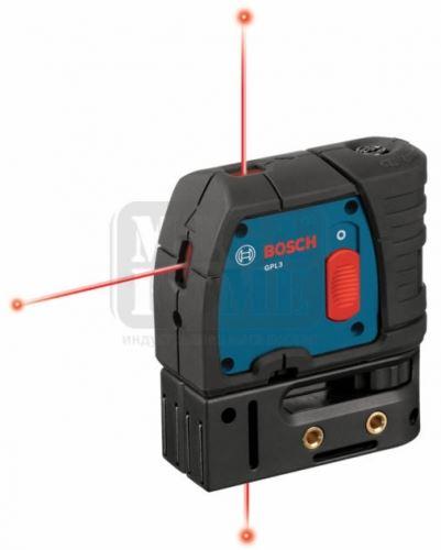 Точков лазер Bosch GPL 3