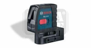 Линеен лазерен нивелир самонивелиращ Bosch GLL 2-15