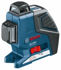Линеен лазер Bosch GLL 2-80 P