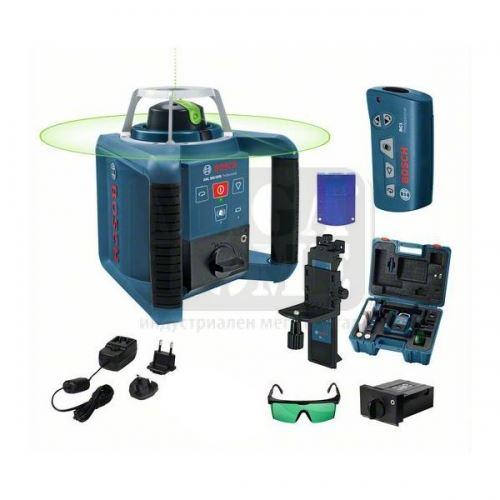 Ротационен лазер Bosch GRL 300 HVG Professional