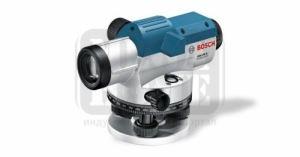 Оптичен нивелир Bosch с работен обхват до 60 м, 400 градуса