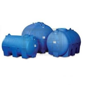 Полиетиленов резервоар за питейна вода Elbi 3000 л, 1550 мм