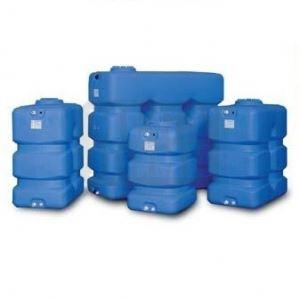 Полиетиленов резервоар за питейна вода Elbi 800 л, 1320 мм