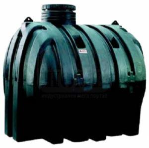 Полиетиленов резервоар за питейна вода Elbi 3000 л, 1875 мм