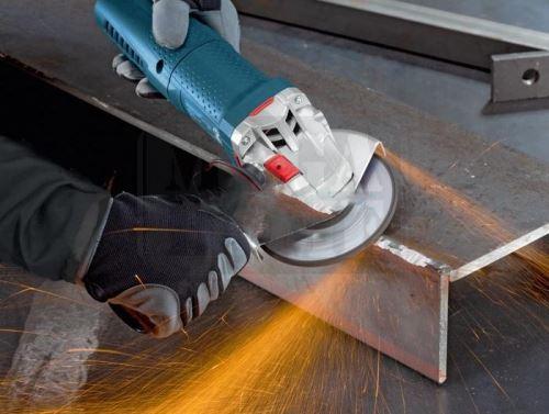 Ъглошлайф Bosch Protection GWS 12-125 CIP 11 500 м-1
