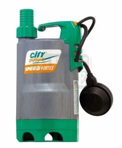 Дренажна помпа CITY SPEED VORTEX 50M, 20 - 180 л/мин.