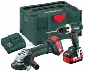Комплект инструменти Metabo Combo Set 2.4.1 BS LT+W18 18 V
