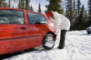 Лопата Fiskars за колата и за почистване на сняг 715 мм