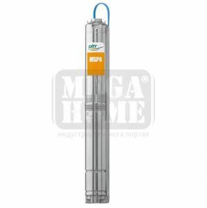 Сондажна помпа CITY 4MSP07-4M Q: 20 - 100 л/мин