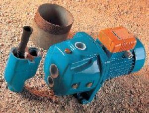 Самозасмукваща центробежна помпа CITY JDI 100М-4 Q: 2 - 25 л/мин