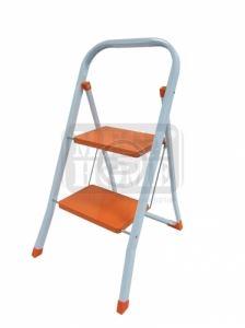 Метална стълба с 2 стъпала
