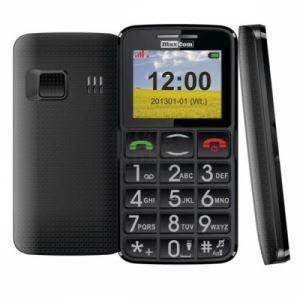 GSM с големи бутони Maxcom MM432 черен