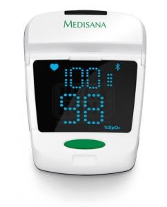 Пулсов оксиметър с Bluetooth Medisana Pulse Oximeter PM 150