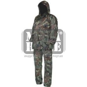 Дъждобран маскировъчен яке и панталон RANGER Decorex