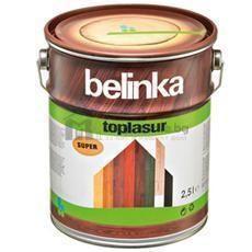 Алкиден лак за дърво Belinka