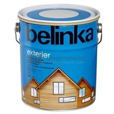Водоразтворим лак за дърво Belinka