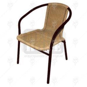Стол ратанова оплетка Herly
