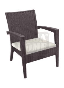 Кресло ратан Miami