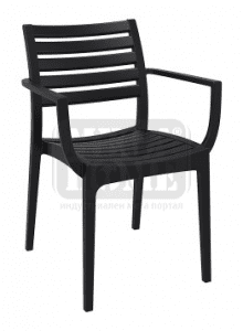 Стол с подлакътник Artemis