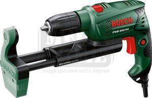 Ударна бормашина Bosch 500 W прахоулавяне