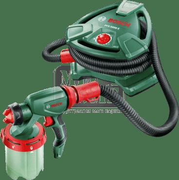 Система за фино пулверизиране на боя Bosch PFS 5000 E 1200 W