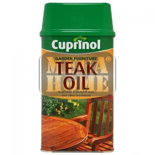 Тиково масло Cuprinol