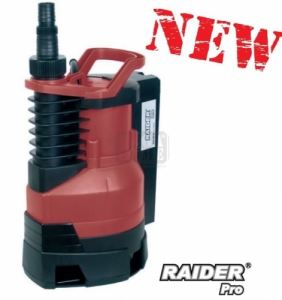 Потопяема водна помпа за мръсна вода Raider RD-WP28 400 W