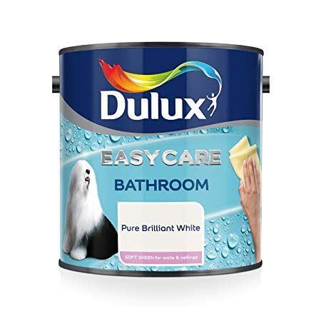 Боя за баня Dulux bathroom sheen